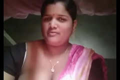 Odia Titillating Bhabi show Boobs n pussy (DesiSip free fuck clip)